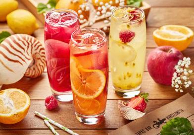Сангрия бывает разная – фруктовая, белая, красная. Знаменитая сангрия Barceloneta теперь и в московском «Депо»