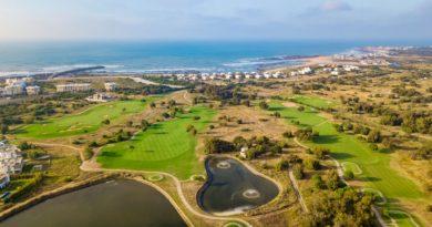 На территории Vichy Celestins Spa Hotel Casablanca открылся гольф-клуб