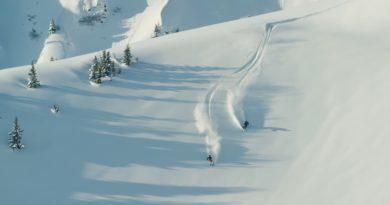Всем любителям горнолыжных приключений посвящается…