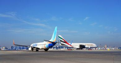 Третий год стратегического партнерства Эмирейтс и flydubai