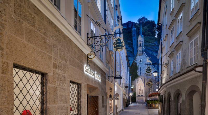 Hotel Goldener Hirsch, a Luxury Collection Hotel, Salzburg открывает свои двери после многомиллионной реновации