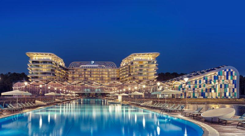 Новый год в Paragraph Resort & Spa Shekvetili