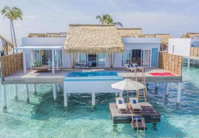 Новый отель на Мальдивах как воплощение естественной элегантности
