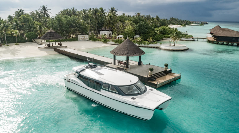 Курорт Jumeirah Vittaveli представляет первый на Мальдивах парк роскошных катамаранов