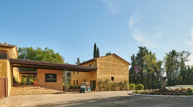 Открытие клубного дома в Toscana Resort Castelfalfi