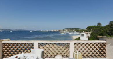 Cheval Blanc St-Tropez: спа-процедура от Людивин Витали