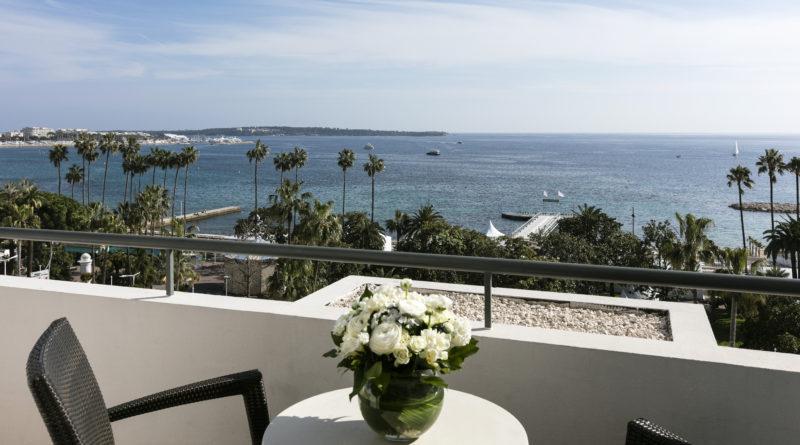 Hôtel Barrière Le Majestic Cannes: открытие нового ресторана Paradiso Nicole & Pierre